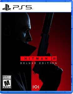 Hitman 3 Deluxe Edition - PlayStation 5