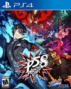 Persona 5 Strikers - PlayStation 4, PlayStation 5