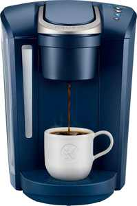 Keurig - K-Select Single-Serve K-Cup Pod Coffee Maker - Navy