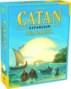 Catan Studio - CATAN EXPANSION: SEAFARERS