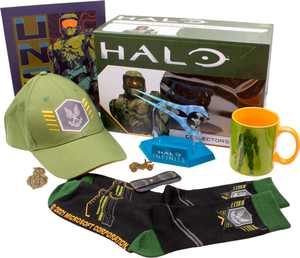 Culture Fly - Halo: Infinite Collector Box
