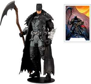 McFarlane Toys - DC Multiverse - Batman Death Metal 7-inch Action Figure - Multicolor