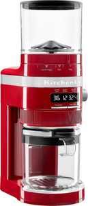 KitchenAid - Burr Coffee Grinder - Empire Red