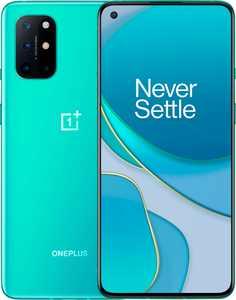 OnePlus - 8T 5G 256G (Unlocked) - Aquamarine Green