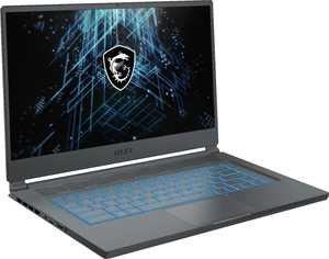 "MSI - Stealth 15M 15.6"" 144hz Gaming Laptop - Intel Core i7 - NVIDIA GeForce RTX 3060 - 1TB SSD - 16GB - Black"
