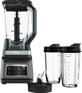 Ninja - Professional Plus Blender DUO with Auto-IQ - Black/Stainless Steel