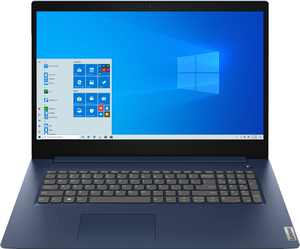 "Lenovo - Ideapad 3 17 17"" Laptop - Intel Core i5 - 8GB Memory - 1024GB HDD - Abyss Blue"