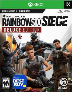Tom Clancy's Rainbow Six Siege Deluxe Edition - Xbox Series X, Xbox One