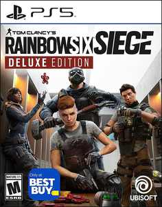 Tom Clancy's Rainbow Six Siege Deluxe Edition - PlayStation 5