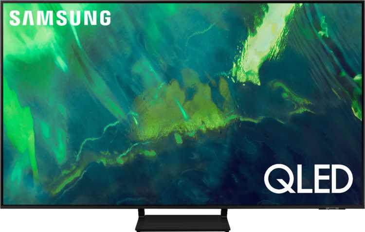 """Samsung - 65"""" Class  Q70A Series QLED 4K UHD Smart Tizen TV"""