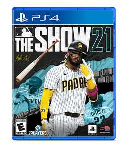 MLB The Show 21 Standard Edition - PlayStation 4