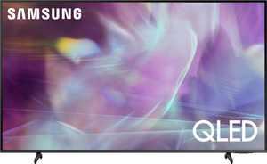 """Samsung - 75"""" Class  Q60A Series QLED 4K UHD Smart Tizen TV"""