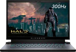 """Alienware - m15 R4 - 15.6"""" FHD Gaming laptop  - Intel Core i7 - 16GB Memory - NVIDIA GeForce RTX 3070 - 512GB Solid State Drive - Dark Side of the Moon"""