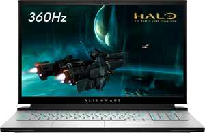 """Alienware - m17 R4 - 17.3"""" FHD Gaming laptop  - Intel Core i7 - 16GB Memory - NVIDIA GeForce RTX 3070 - 1TB Solid State Drive - Lunar Light"""
