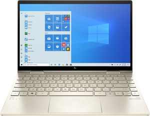 "HP - ENVY 2-in-1 13.3"" Touch-Screen Laptop - Intel Evo Platform - Core i7 - 8GB Memory - 512GB SSD - Pale gold"