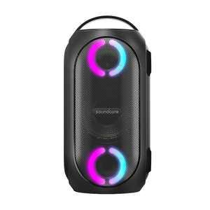 Anker - Soundcore Rave PartycastPortable Bluetooth Speaker - Black