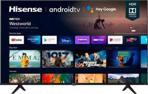 "Hisense - 60"" Class A6G Series LED 4K UHD Smart Android TV"