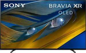 """Sony - 77"""" Class BRAVIA XR A80J Series OLED 4K UHD Smart Google TV"""