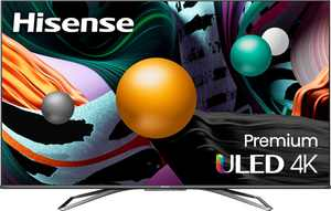 "Hisense - 65"" Class U8G Series Quantum 4K ULED Android TV"