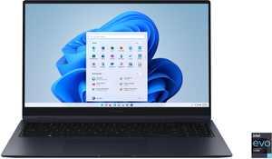 "Samsung - Galaxy Book Pro 360 15.6"" AMOLED Touch-Screen Laptop - Intel Evo Platform Core i7 - 16GB Memory - 1TB SSD - Mystic Navy"