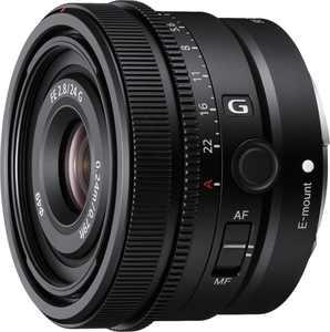 FE 24mm F2.8G Full-frame ultra-compact G Lens for Sony Alpha E-mount cameras - BLACK