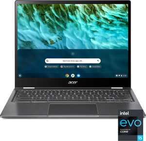 "Acer - Chromebook Spin 713 Laptop - 13.5"" 2K - Gorilla Glass– Intel Evo Core i5 – 8GB RAM – 256GB SSD – Thunderbolt 4"