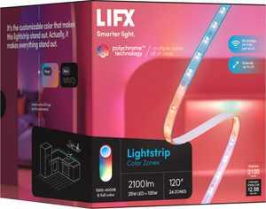 "LIFX - Lightstrip - Color Zones 120"""