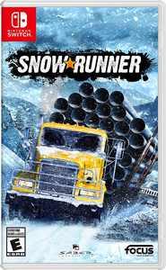 SnowRunner - Nintendo Switch