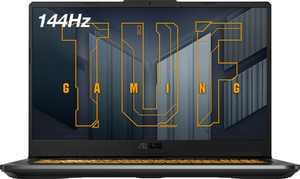 "ASUS - TUF Gaming 17.3"" Laptop - Intel Core i5 - 8GB Memory - NVIDIA GeForce RTX3050 Ti - 512GB SSD - Eclipse Grey"
