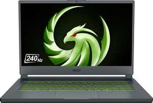 "MSI - Delta 15.6"" FHD 240hz Gaming Laptop - Ryzen R7-5800 - Radeon RX6700M - 1TB SSD - 16GB Memory - Black"
