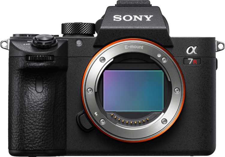 Sony - Alpha 7R III Full-frame Interchangeable Lens 42.4 MP Mirrorless Camera - Body Only - Black
