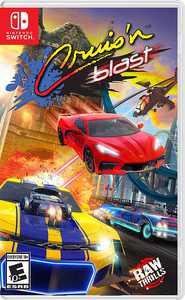 Cruis'n Blast - Nintendo Switch