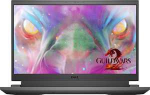 "Dell - G15 - 15.6"" FHD Gaming Laptop  -Intel Core i7 - 16GB Memory - NVIDIA GeForce RTX 3050 - 512GB SSD - Black, Dark Shadow Grey"