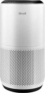 Levoit - PlasmaPro Smart HEPA Air Purifier - White