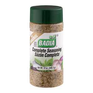 Badia Complete Seasoning, 12.0 OZ