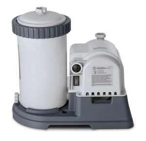 Intex Krystal Clear 2500 GPH Filter Cartridge Pump With Timer | 28633EG