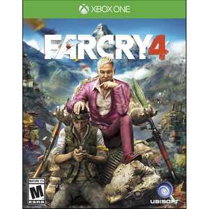 Far Cry 4 Standard Edition - Xbox One