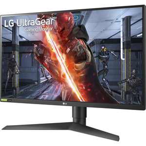 "LG UltraGear 27GN750-B 27"" Full HD WLED Gaming LCD Monitor - 16:9 - Black"