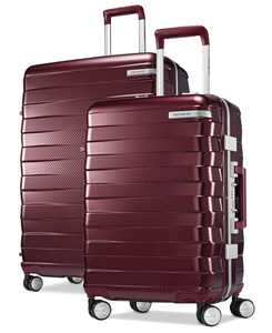 CLOSEOUT! FrameLock Hardside Luggage Collection