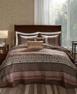Princeton 5-Pc. Queen Bedspread Set