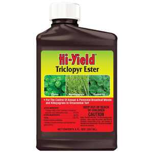 Hi-Yield 35261 Herbicide Concentrate Liquid Triclopyr Ester 8 oz.
