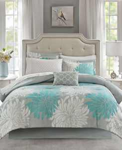 Arlene Reversible 9-Pc. Comforter Sets