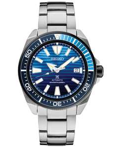 SPECIAL EDITION Men's Automatic Prospex Special Edition Diver Stainless Steel Bracelet Watch 44mm