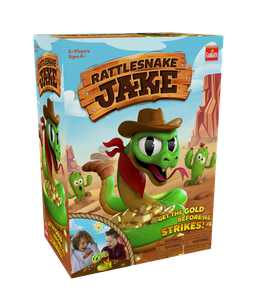 Goliath Rattlesnake Jake Game - Get the Gold Before He Strikes! Game