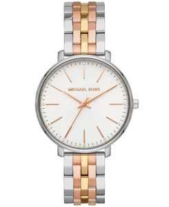 Women's Pyper Tri-Tone Stainless Steel Bracelet Watch 38mm
