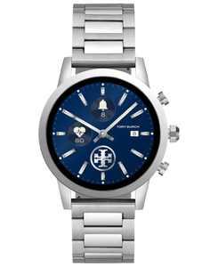 Women's Gigi ToryTrack Stainless Steel Bracelet Touchscreen Smart Watch 40mm
