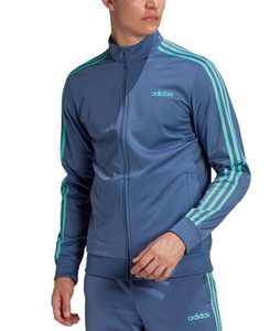 Men's Essentials 3-Stripes Tricot Track Jacket