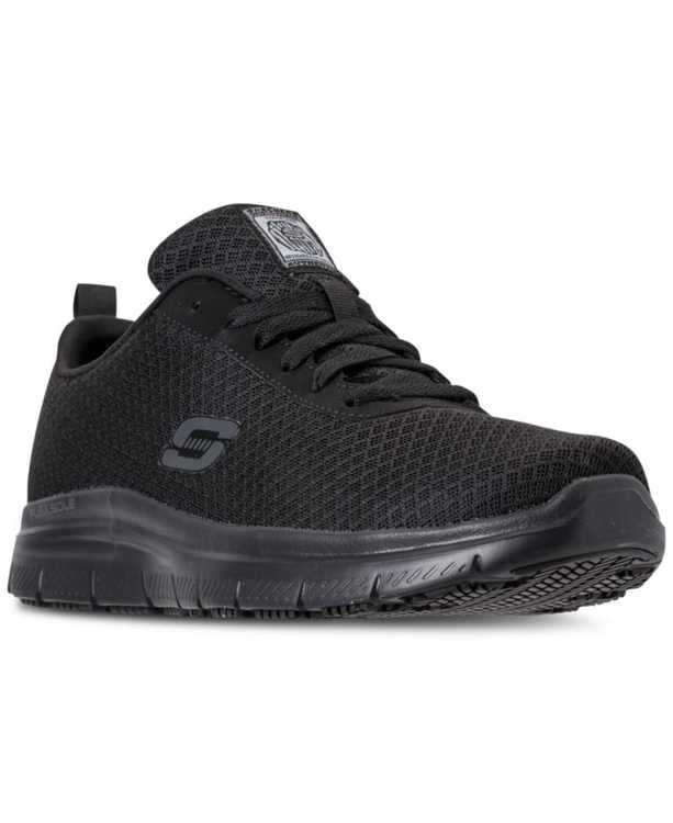 Men's Work Relaxed Fit: Flex Advantage - Bendon SR Slip Resistant Athletic Sneakers from Finish Line