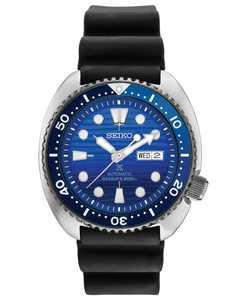 SPECIAL EDITION Men's Automatic Prospex Special Edition Diver Black Silicone Strap Watch 45mm