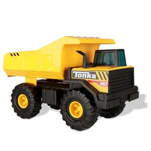 Tonka Steel Classics Mighty Dump Truck - A favorite for over 70 years!